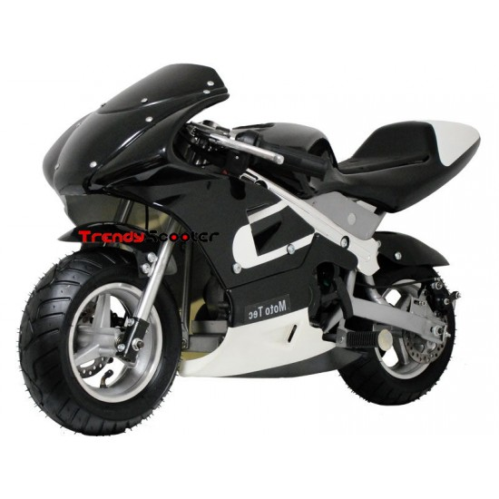MotoTec 2 Stroke 33CC Petrol Pocket Bike