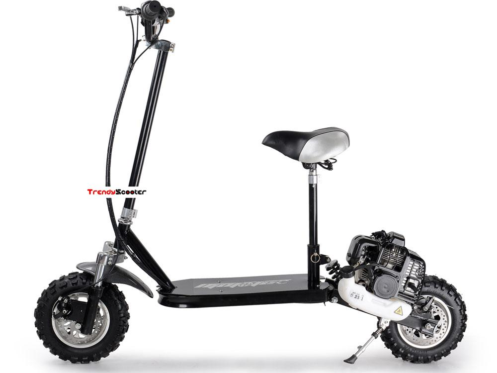 MotoTec 3-Speed stand up gas scooter