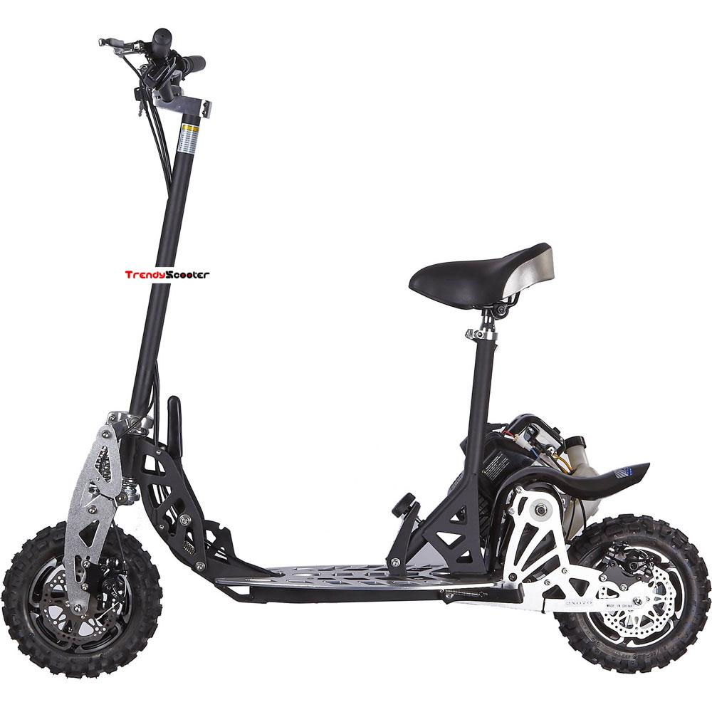 Adult gas scooter
